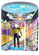 FIGURINE SOUS BLISTER STAR TREK Playmates 1992 THE NEXT GENERATION DATA - Star Trek