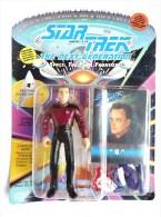 "FIGURINE SOUS BLISTER STAR TREK Playmates 1992 THE NEXT GENERATION "" Q "" - Star Trek"