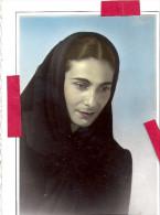 JEUNE FEMME CORSE    ANNEE 1970 - France