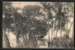 CPA Bagnols-sur-Céze, Terrasse De Mont Cotton - France