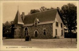 44 - GUENROUET - Chateau - Guenrouet