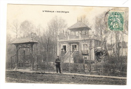 CPA (93) SEVRAN - L'Abbaye - Les Neiges - Sevran