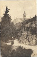 ABBAYE St MAURICE DE CLERVAUX  (cpa- Luxembourg) - Clervaux