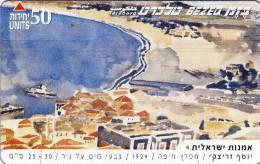 TELECARTES - ISRAEL  - Bezeq International - 50 Unités - Israel