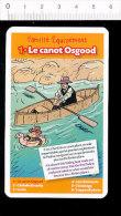 Humour Canot Osgood / Thème Canot Pliant Canoë  // IM 180/1 - Vieux Papiers