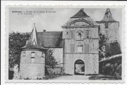 (D14 - 5 - ) Anthisnes - Entrée De La Ferme St-Laurent Et La Tourelle - Anthisnes