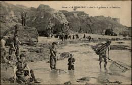 44 - LA BERNERIE - Pêche à La Crevette - La Bernerie-en-Retz