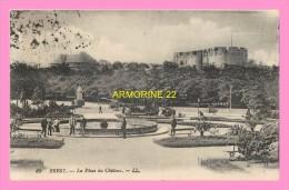 CPA    BREST  Place Du Chateau - Brest