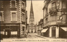 44 - CHATEAUBRIANT - Enseigne Horloge - Châteaubriant