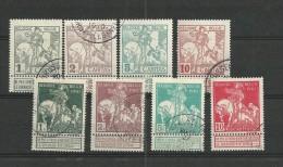 1910 USED België/Belgique, Gestempeld - 1910-1911 Caritas