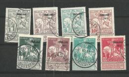 1911 USED België/Belgique, Gestempeld - 1910-1911 Caritas