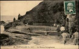 44 - PREFAILLES - Source Ferrugineuse - Préfailles