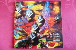 France Disque  Véga:vinyles 33 T :Mariage De La Feuille Et Du Cliché (Mars 1958 ) - Limited Editions