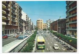 Bari - Piazza Luigi Di Savoia - Auto - Tram - H2822 - Bari