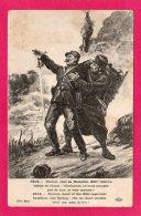 PéNICOT, CHEF DE BATAILLON 300me RESERVE MEURT EN DISANT..., (E. L. D.) - Guerra 1914-18