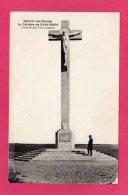 02 AISNES Le Calvaire De CHAVIGNON, Chemin Des Dames, Guerre 1914-18, (B. Nougarede Et H. Lestrat, Soissons) - Monumenti Ai Caduti