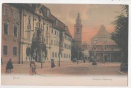 Germany Allemagne CP  ERFURT Kônigliche Regierung - Erfurt