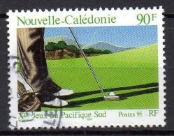 Nouvelle-Calédonie - 1995 - N° Yvert : 699 - Usati