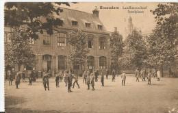 ROUSSELARE - Landbouwschool Speelplaats - Roeselare