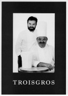 42 - ROANNE - TROISGROS -  RESTAURANT - Professions
