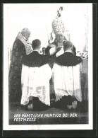 AK Nürnberg, 70. Generalversammlung Der Katholiken 1931, Der Päpstliche Nuntius Bei Der Festmesse - Glaube, Religion, Kirche