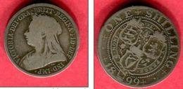 1 SCHILLING 1899   (KM 37 )  TB 8 - 1816-1901 : Frappes XIX° S.