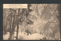 Cachet Le Commandant D'Armes Du Fort De Lachaux - Montbéliard - 29 Août 1914 - Marcophilie (Lettres)