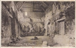 C1900 CLEEVE ABBEY -  DAY ROOM - England