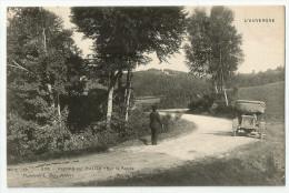 CPA Puy De Dôme  - 63 - Pierre Sur Haute - Autres Communes