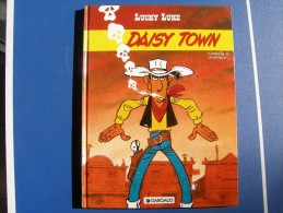 BD - LUCKY LUKE - DARGAUD 1994 - DAISY TOWN, LE FILM - MORRIS / GOSCINNY - Lucky Luke
