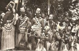 EXPEDITION MARCEL TALABOT ILES ET ATOLIS DU PACIFIQUE GROUPE DE MUSICIEN - French Polynesia