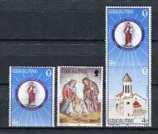 Gibraltar 1985. Yvert 509-12 ** MNH. - Gibilterra