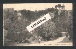 Carte De Paris Pour Zurich Passée Par Le Controle Postal De Pontarlier  20 Août 1915 - Buttes Chaumont Paris - Marcophilie (Lettres)