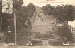 Cambodge  :    PNOM-PENH   L´ Hotel Des Postes    Réf 318 - Cambodia