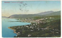 """1911, Sanremo -  """"Panorama Dal Poggio"""" - San Remo"""