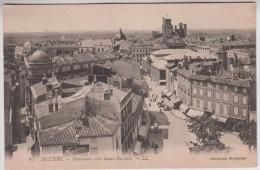 34 - Béziers - Panorama Vers Saint Nazaire - Editeur: LL Magasins Modernes N° 45 - Beziers