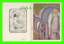 "PROGRAMMES - PROGRAM -  THÉÂTRE DU GYMNASE - PIÈCE, ""MÉLO"" En 1929 - HENRY BERSTEIN, GABY MORLAY -36 PAGES - Programmes"