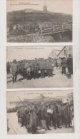 LE MAROC Prisonniers Allemands 3 Cartes - Guerre 1914-18