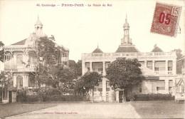 Cambodge  :    PNOM-PENH  Le  Palais Du Roi  Réf 323 - Cambodia