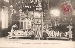Cambodge  :    PNOM-PENH   Intérieur De La Pagode Royale  Réf 325 - Cambodia