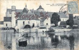 (36) Fontgombault Fontgombaud - Moulin De L'Abbaye - 2 SCANS - Autres Communes