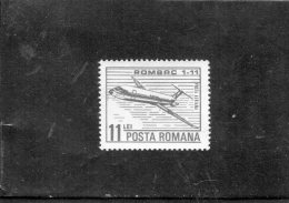 1983 - Serie Courante / Avion Rombac  Mi 3940 Et Yv  P.A. 293 MNH - 1948-.... Republiken