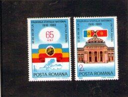 1983 -  65 Anniv. De La Reunification Mi 3997/3998 Et Yv 3479/3480 MNH - 1948-.... Republiken