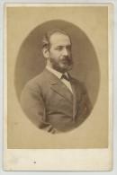 Cabinet 1878 Garreaud à Valparaiso (Chili). M. De Huidoho. - Photos