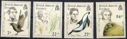 British Antarctic Territory 1985 Yvertn° 148-51 *** MNH  Cote 14,00 Euro Faune Flore - Territoire Antarctique Britannique  (BAT)