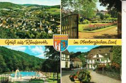 5250 ENGELSKIRCHEN - RÜNDEROTH, Mehrbild - Lindlar