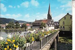5250 ENGELSKIRCHEN - RÜNDEROTH, Aggerbrücke - Lindlar