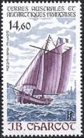 Terres Australes TAAF 1987 Yvertn° LP PA 77 *** MNH  Cote 7 Euro Bateaux Boten Ships - Poste Aérienne
