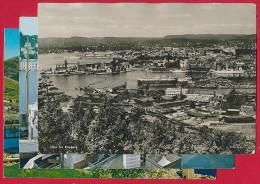 3 AK NORWEGEN 'Oslo, Farsund, Hurtigruta' ~ Ab 1940 - Norvegia