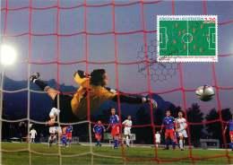 2006  Championnat Du Monde De Football  MiNr 1411 Carte Maximum 257 - Cartes-Maximum (CM)
